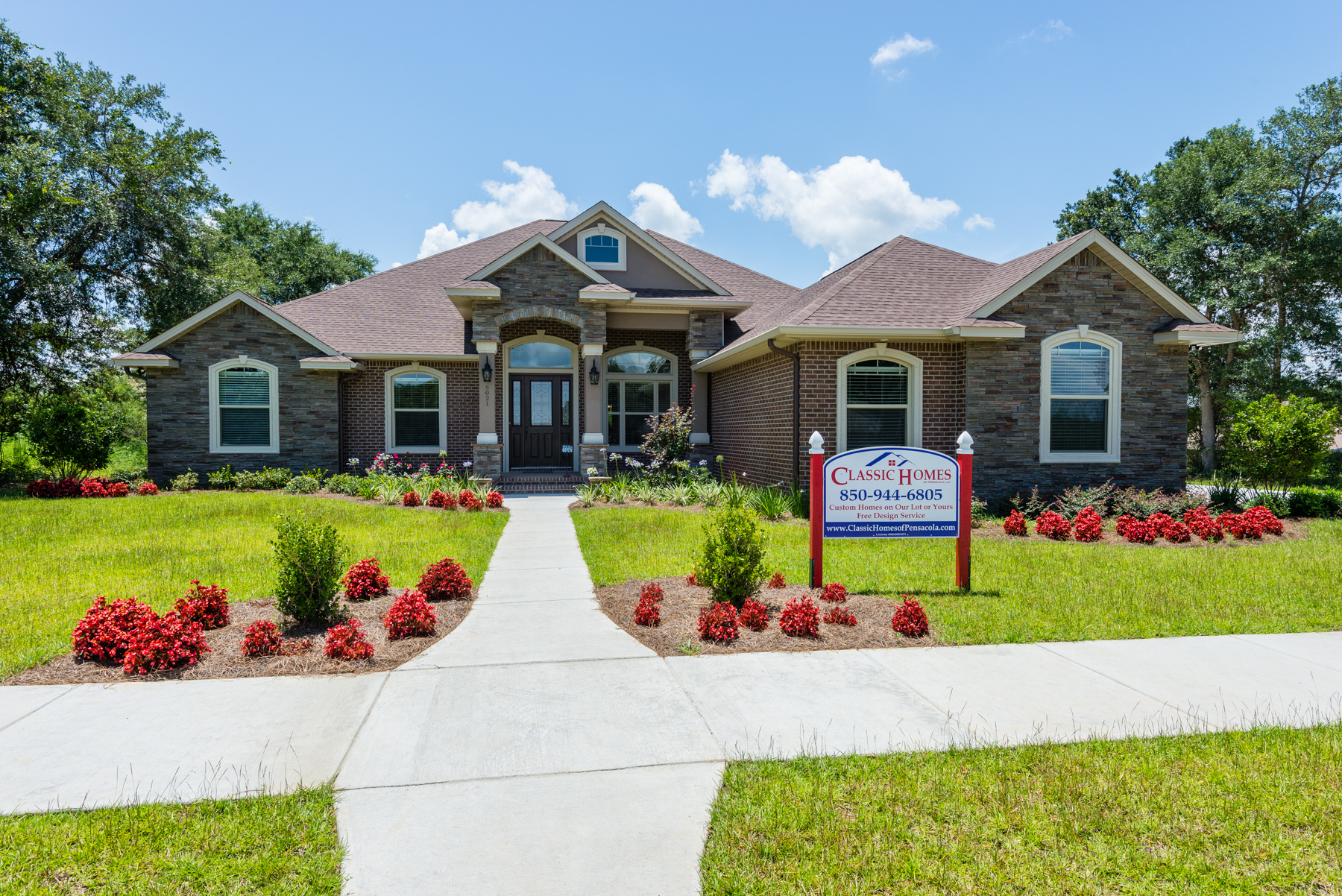 Dallas iii 2015 parade winner classic homes of for Classic home builders